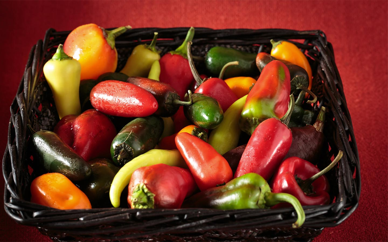 Photo Gallery of our Kansas Inn home grown produce