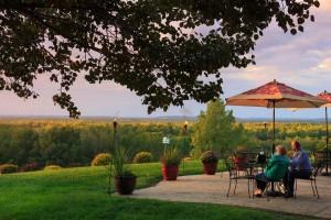 A Cedar Crest Lodge view
