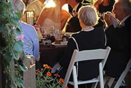 country weddings at our Kansas bed and breakfast
