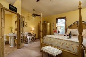 Cedar Crest Lodge interior view