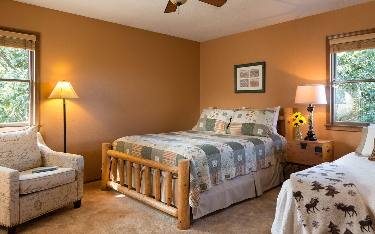 Midwest Bed and Breakfast - North by Northwest B&B Room