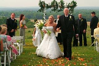 Wedding venue near Overland Park, KS