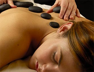 Hot Basalt Stone Massage