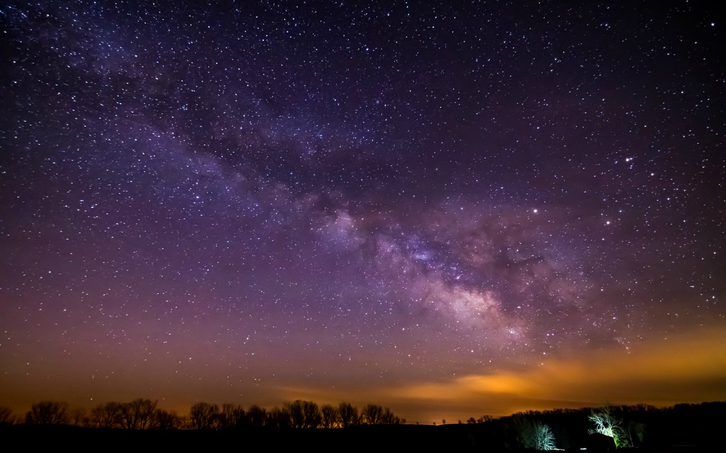 Beautiful Stars in the Midwest