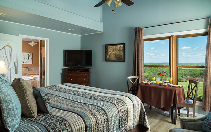 Country Meadow Luxury Room