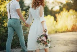 rustic elopement