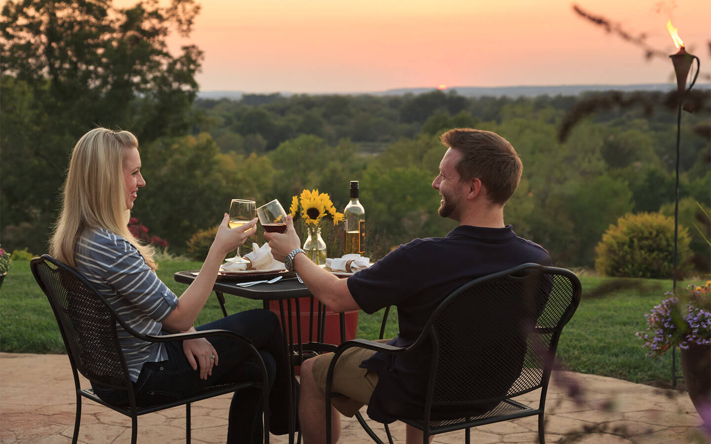 Kansas Honeymoons
